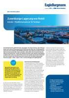 Solution: Metallkompensatoren für Tanklager